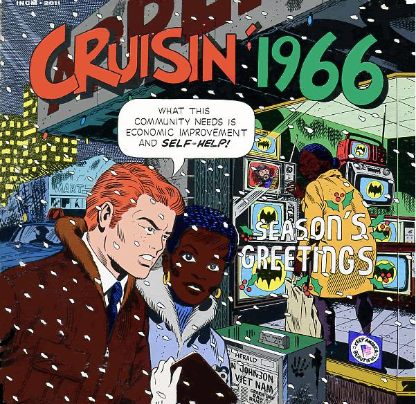CRUISIN' 1966 - Pat O'Day, KJR, Seattle WA