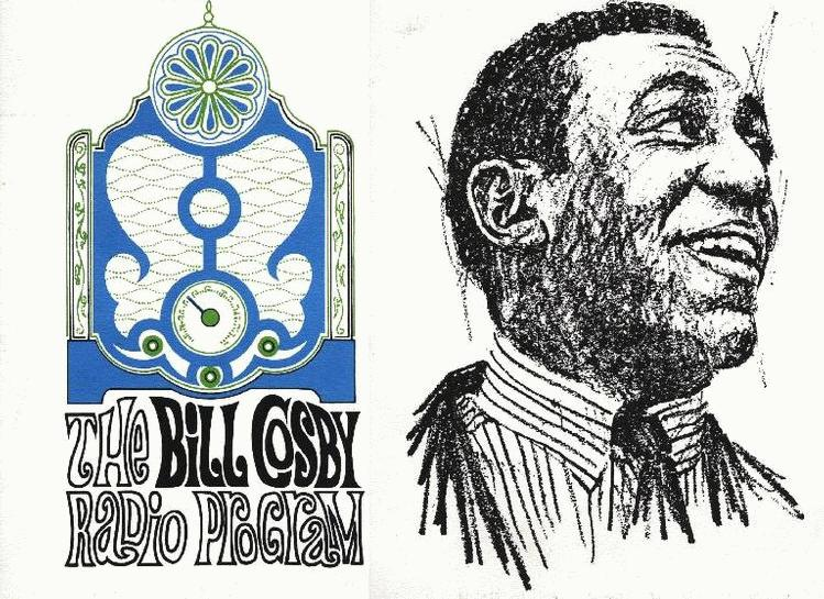 The logo for The Bill Cosby Radio Program